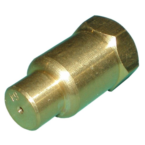 blunt-end hood orifice, 0-3 with #64 drill. Fits valve 3701C.