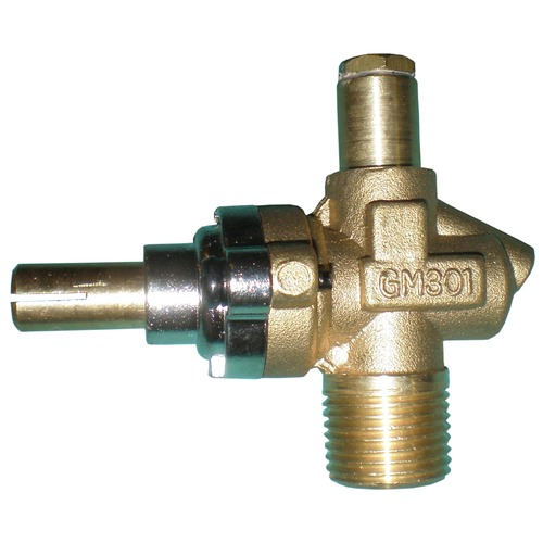 Single Natural Gas Valve Charmglow AMK with #36 Orifice