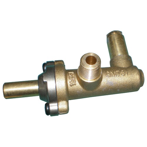 Gas Grill Left Valve Assembly Charbroil Manifold 35950