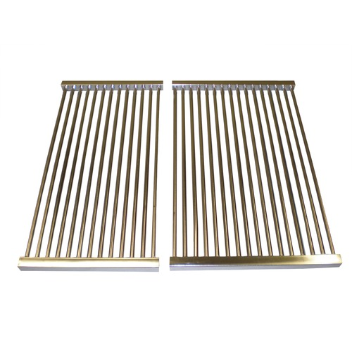 stainless steel tube cooking grid