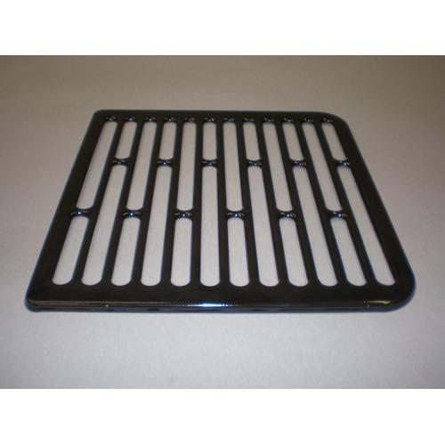 stamped porcelain steel cooking grid