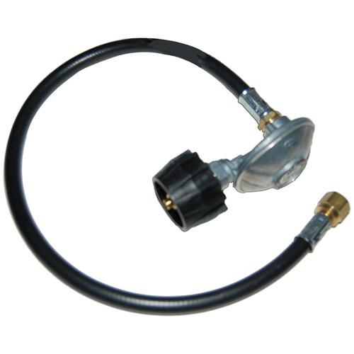 LP hose with QCC-I type one regulator