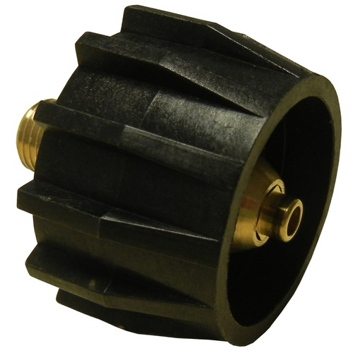 QCC-1 type 1 appliance end fitting. Replaces POL
