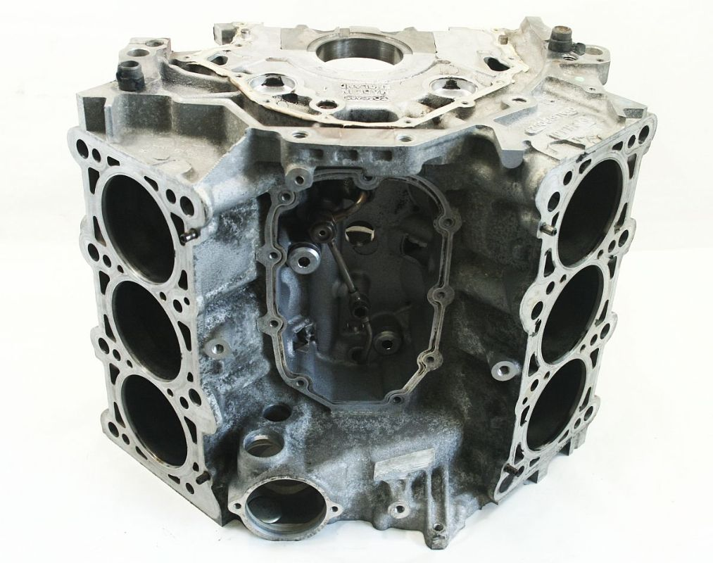 Bare Engine Cylinder Block 02 04 Audi A4 B6 A6 C5 Avk 30