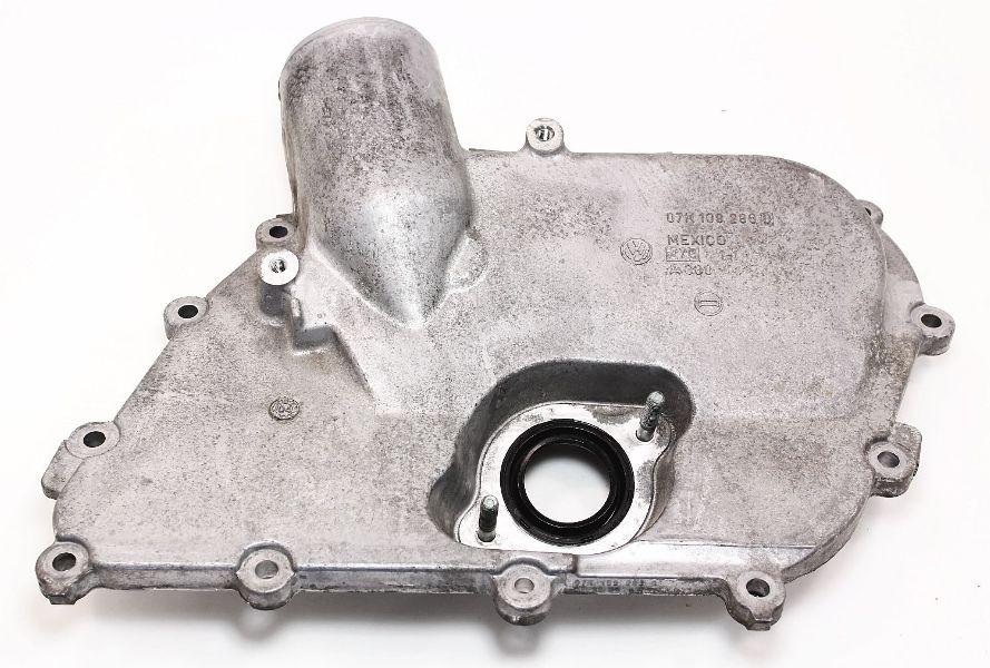 Cylinder Head Timing Cover 05-10 VW Jetta Rabbit MK5 Beetle 2 5 - 07K 109  286 E   CarParts4Sale, Inc