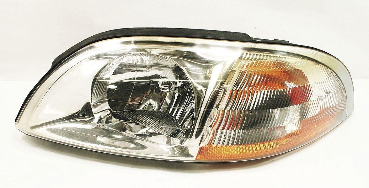 Lh Driver Headlight Head Light 01-03 Ford Windstar