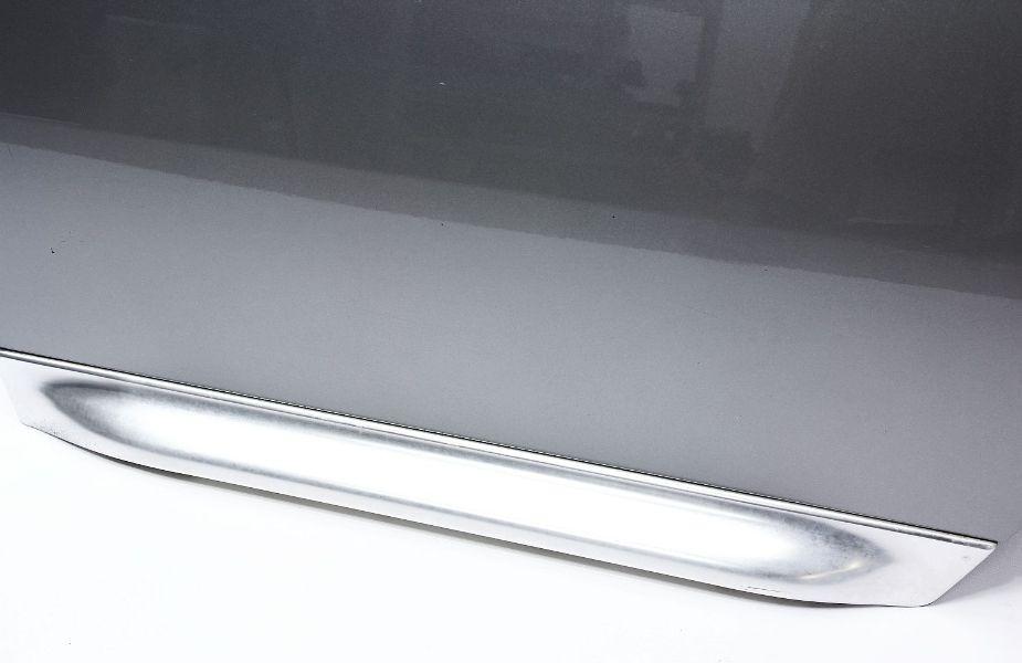 Lh Rear Door Shell 01-05 Audi Allroad - Ly7q Atlas Gray Metallic