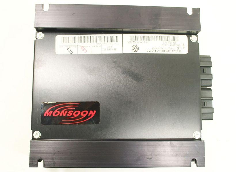 Monsoon Amp Amplifier 01-05 Vw Passat B5 5 - Genuine