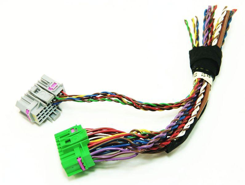 Monsoon Speaker Amp Amplifier Plugs Pigtail 98