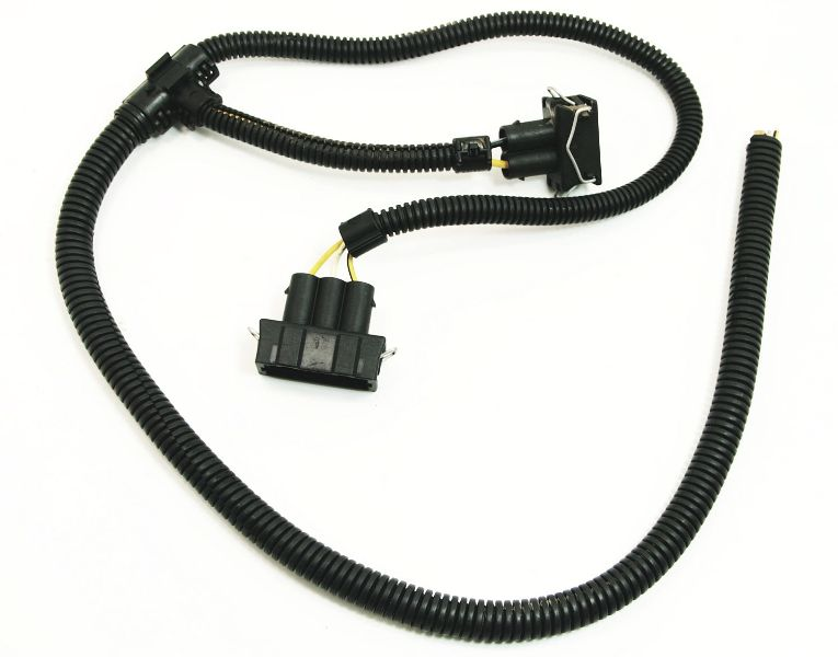 Rear Auxiliary Heater Plugs Wiring Pigtail 97