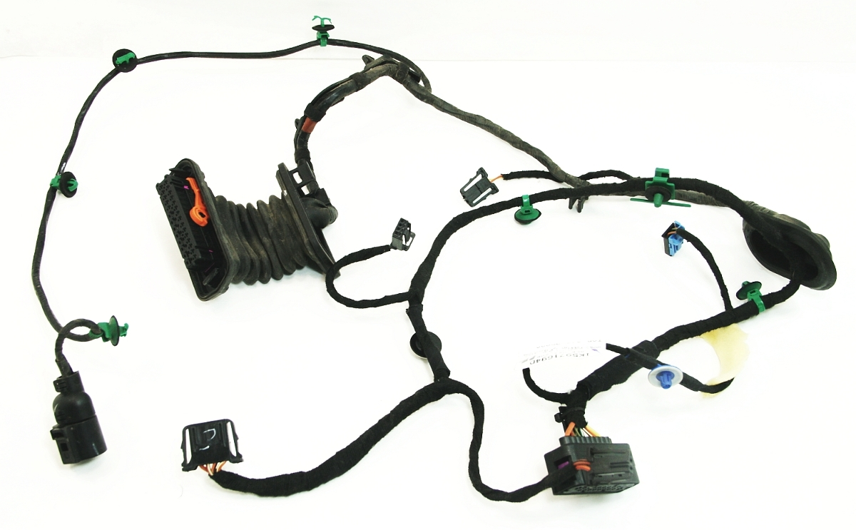 Electric Trailer Kes Wiring Harness Including Volkswagen Jetta Wiring
