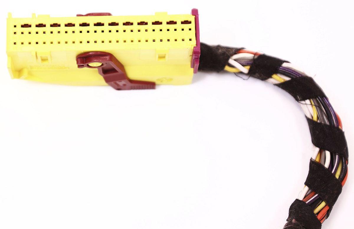 ... Air Bag Module Wiring Plug Pigtail VW Jetta Golf GTI MK4 Beetle - 6Q0  972 509