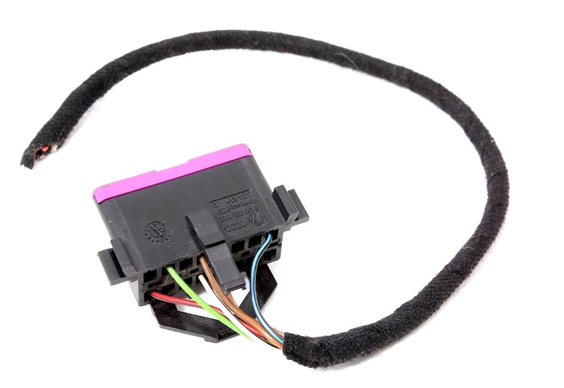 ... OBD On Board Diagnostics Wiring Plug Pigtail Audi A6 A4 Passat B5 - 8D0  972 695