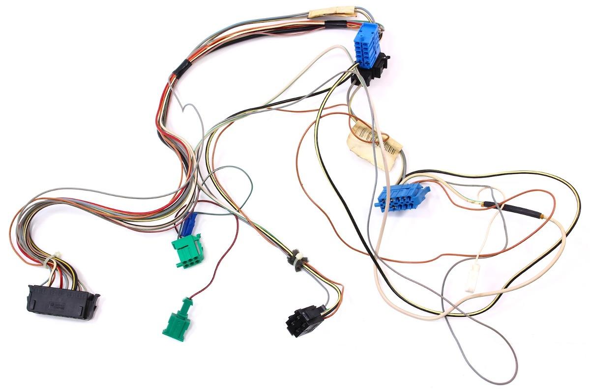 dash wiring harness vw jetta golf gti cabrio mk3 dashboard 1hm 971 056