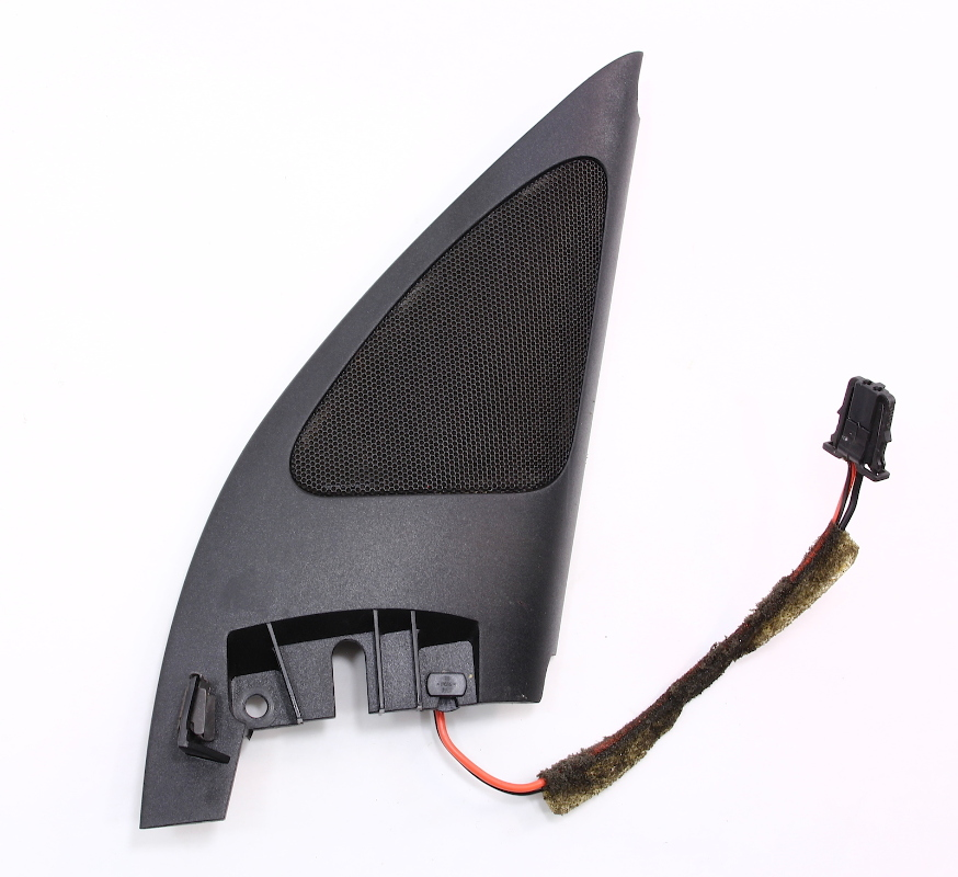RH Front Speaker Mirror Corner Trim VW Jetta Golf GTI MK4 - 1J0 035 411 E