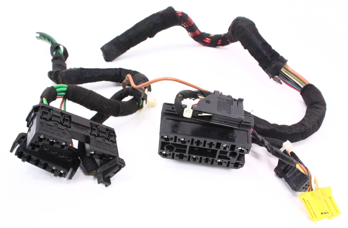 Steering Column Switches Wiring Plugs Pigtails VW Jetta Golf GTI MK4
