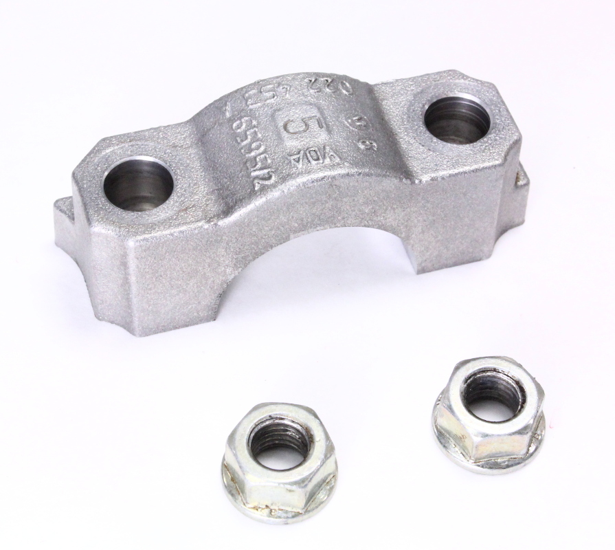 #5 Cylinder Head Camshaft Bearing Cap 02-05 VW Jetta GTI MK4 - 2.8 24v VR6 BDF