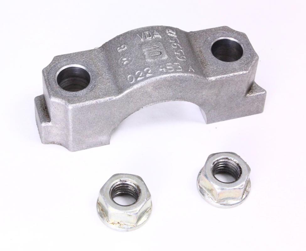 #10 Cylinder Head Camshaft Bearing Cap 02-05 VW Jetta GTI MK4 - 2.8 24v VR6 BDF