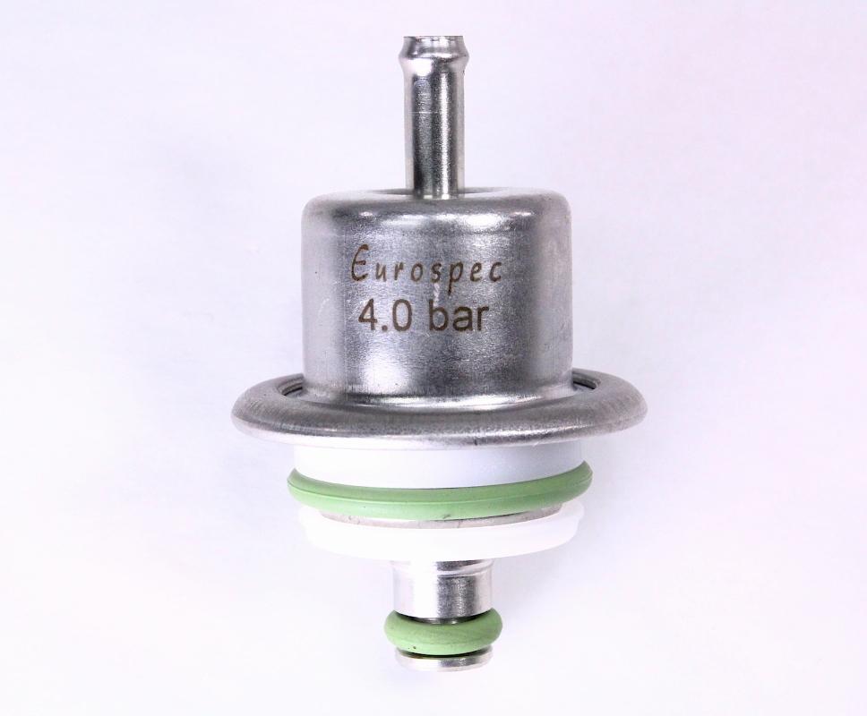 Eurospec 4.0 Bar Fuel Pressure Regulator VW Jetta Golf Audi TT A4 A6 Straight