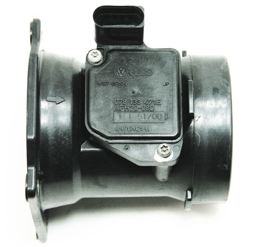 MAF Mass Air Flow Meter Sensor VW Passat Aud A4 A6 2.8L 30V V6 - 078 133 471 E
