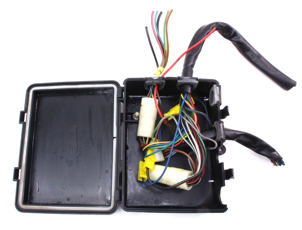 Engine Bay Wiring Junction Box 83 91 Vw Vanagon T3 Westfalia A
