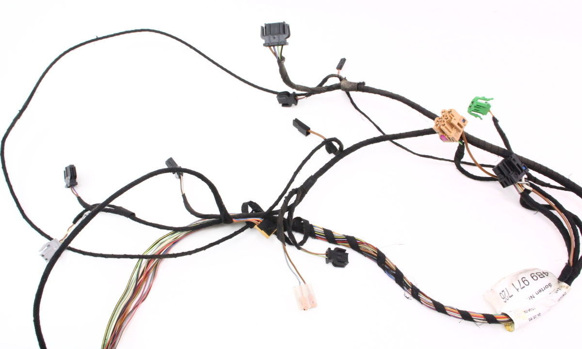 Hatch Wiring Harness | Wiring Diagram on