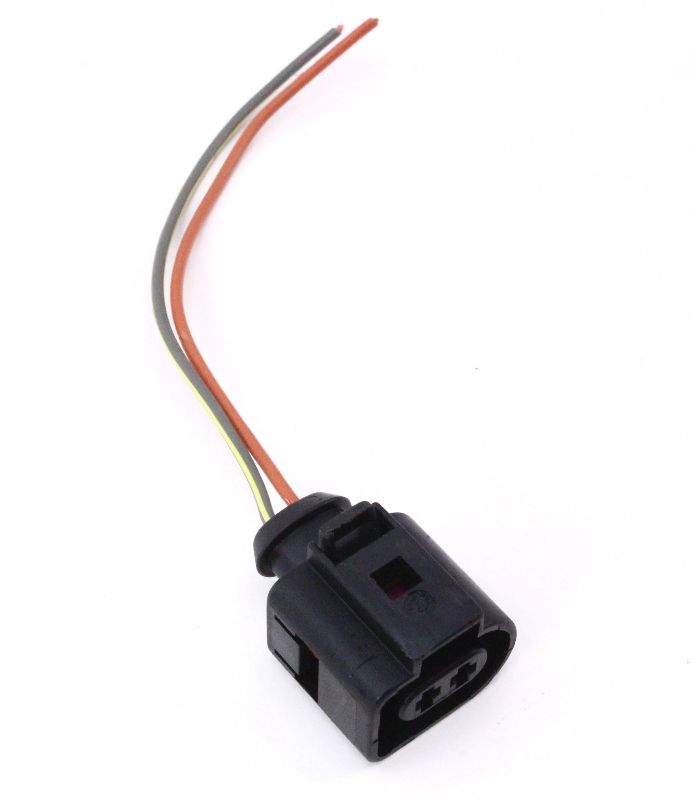 Wiring Pigtail Connector Plug A4 A6 VW Jetta Golf MK4 Beetle Passat 1J0 973  722 | CarParts4Sale, Inc