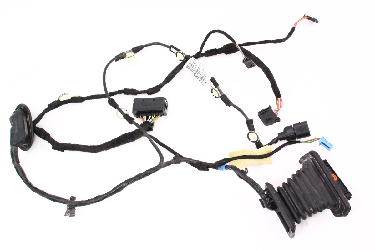 Vw Jetta Door Wiring Harness Starting Know About Diagram 06 Fuse 1 10 Rh Rear 05 Mk5 Genuine 1k5 971 Carparts4sale Com 2006 Replacement