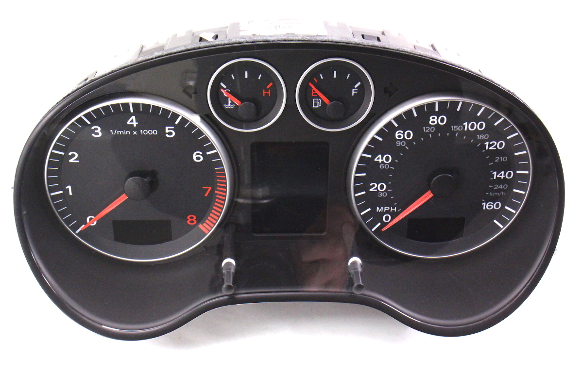 Instrument Gauge Cluster 06-08 Audi A3 - Parts Only As-Is - 8P0 ...