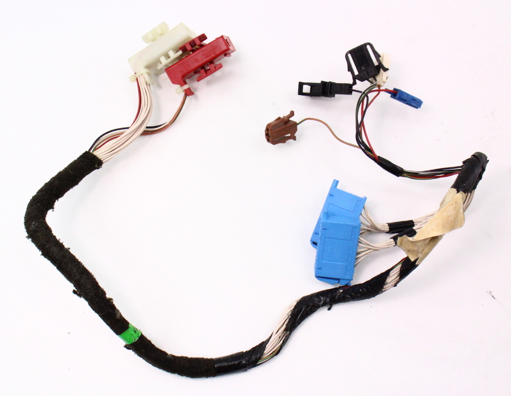 48734 95 Vw Cabrio Wiring Harness | Wiring Resources  Wiring Resources