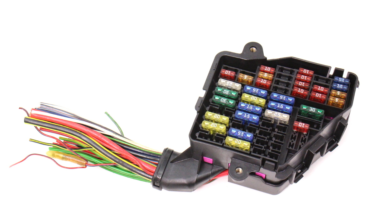 Fuse Box Wiring Kit Just Another Data Under Dash 2002 Vw Beetle Harness Electronic Diagrams Fuses