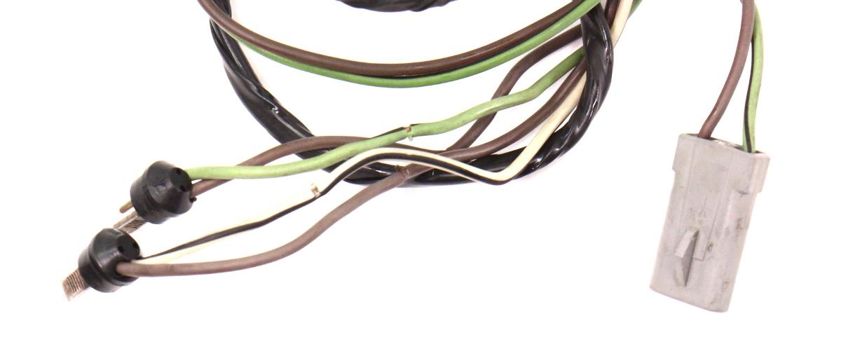 Phenomenal Front Speaker Radio Wiring Harness Plugs 81 84 Vw Rabbit Jetta Wiring Database Hyediarchgelartorg
