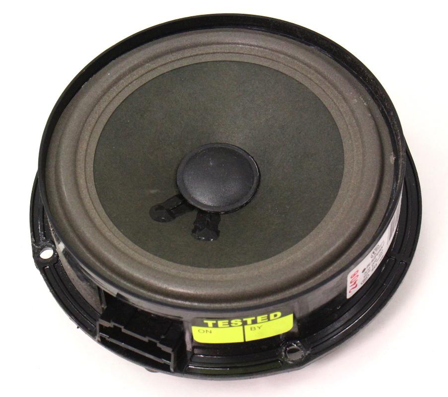 Rear Blaupunkt Speaker Woofer 06-10 VW Passat B6 Genuine 3C0 035 453