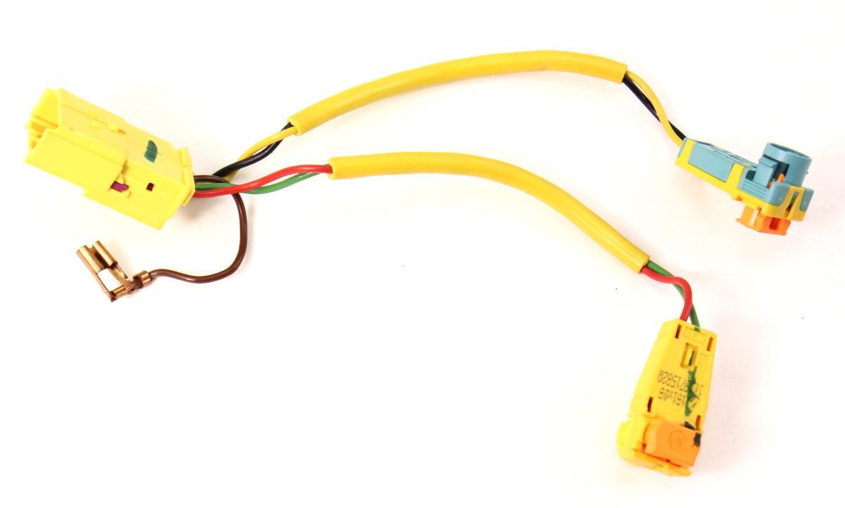 passenger dash air bag plug wiring harness 05 10 vw jetta. Black Bedroom Furniture Sets. Home Design Ideas