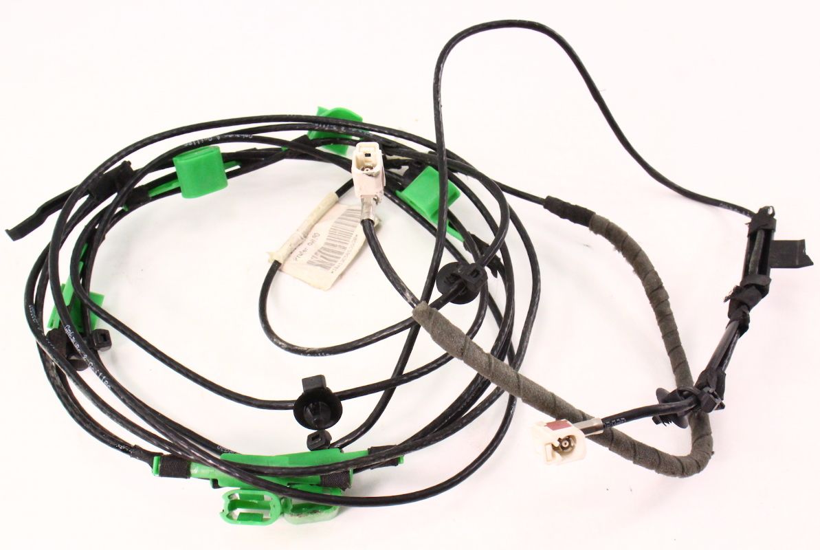 Radio Antenna Wiring Harness 06-10 VW Pat B6 - Genuine ... on vw turn signal wiring harness, vw radio removal tool, vw bus wiring harness,