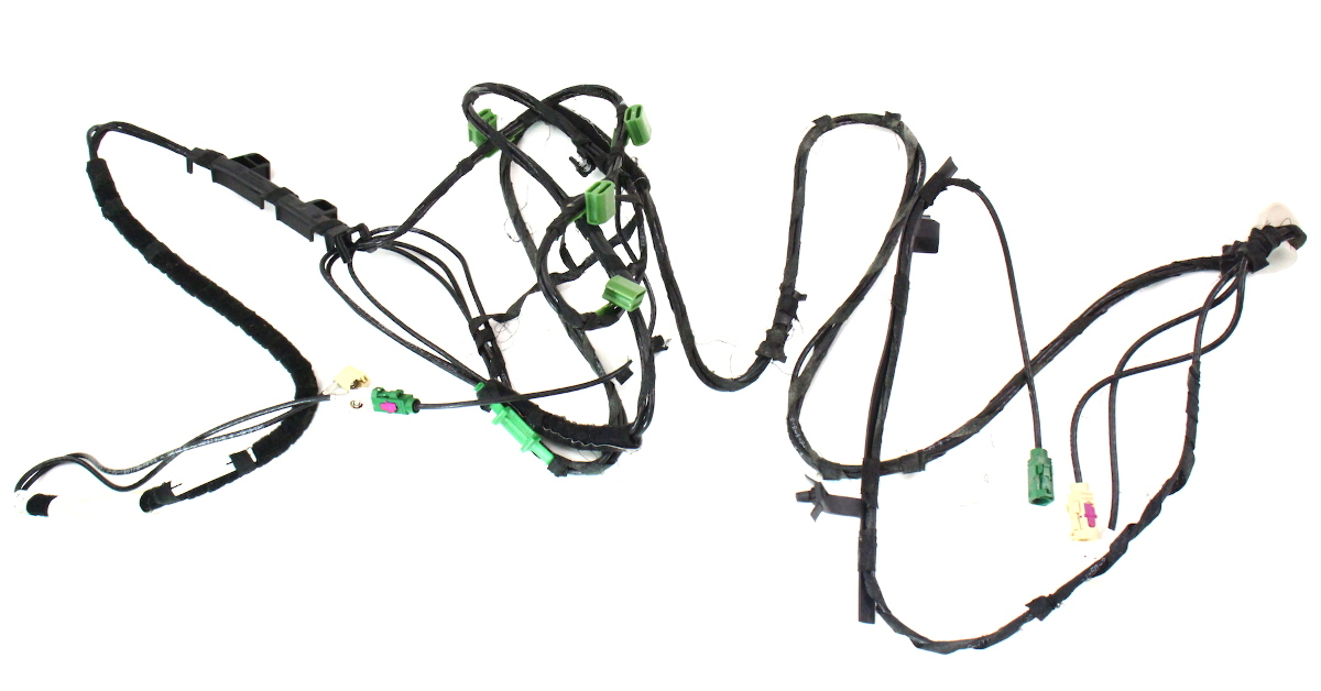 Vw Radio Wire Harness