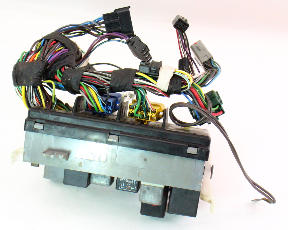 ... Dash Fuse Box Block Relays Wiring 85-87 VW Golf GTI MK2 - Genuine