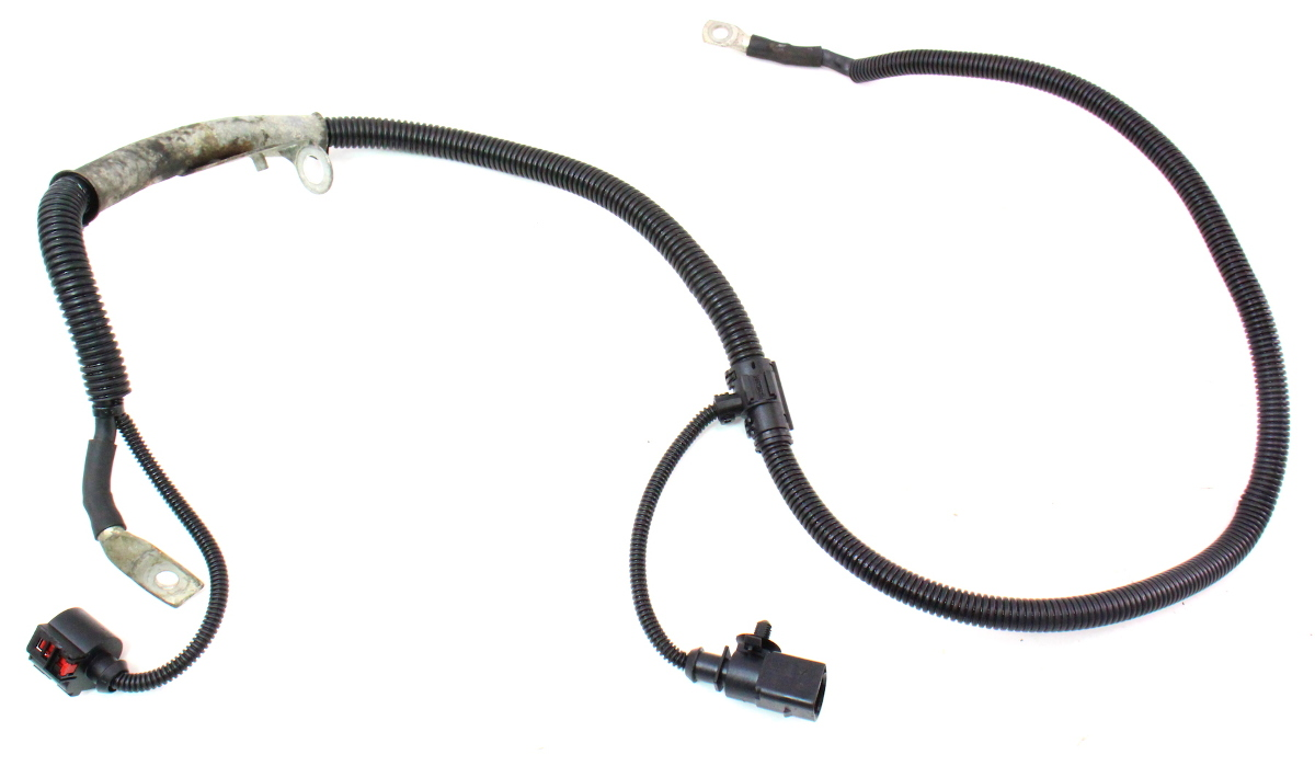 Alternator Wiring Harness 05 08 Audi A4 20t Genuine
