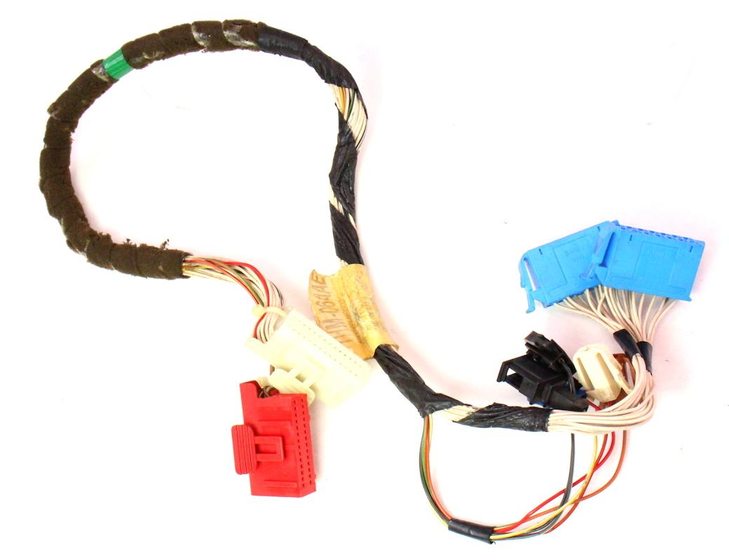 gauge instrument cluster wiring harness vw jetta golf mk3 tdi - 1hm 064  ae