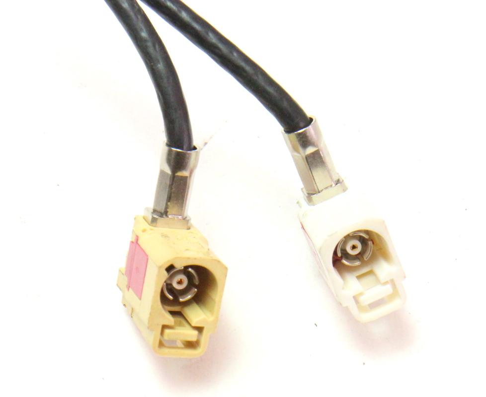 Roof Antenna Sat Radio Wiring Harness Vw 06-09 Rabbit Gti Mk5