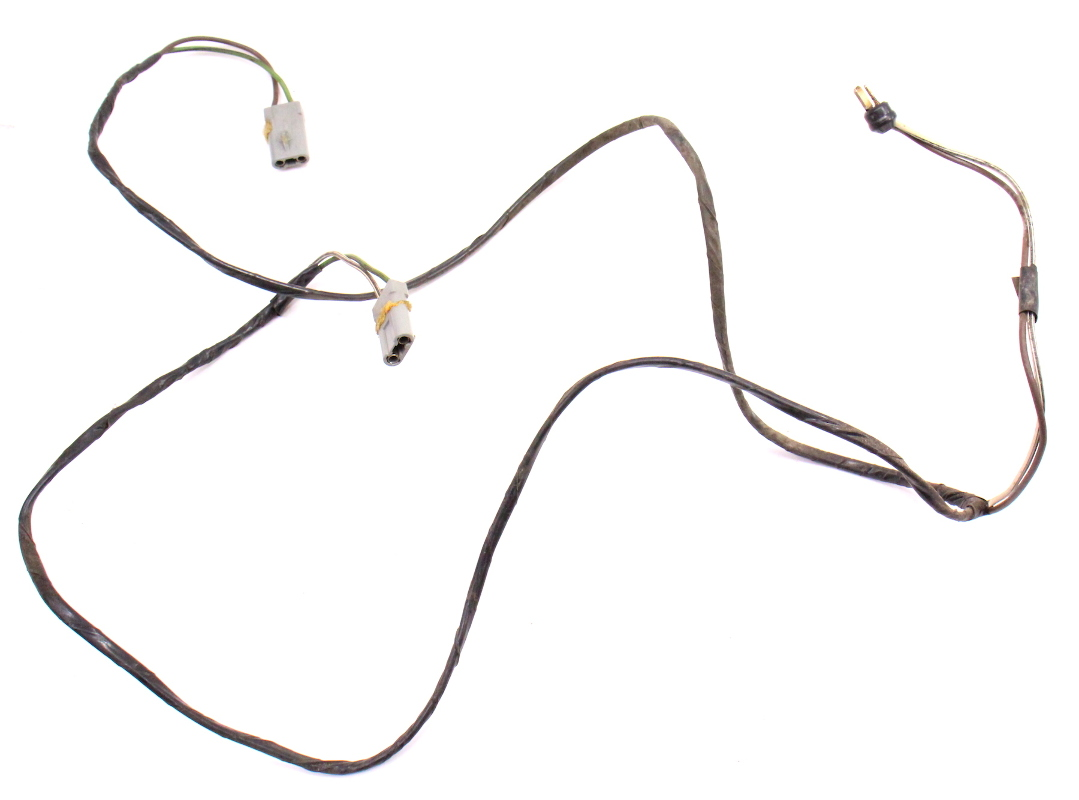 front speaker radio wiring harness plugs 75