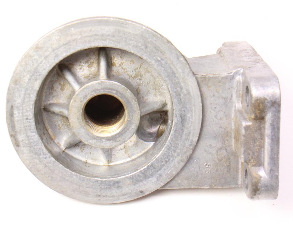 Oil Filter Mount Bracket 75-84 VW Rabbit Jetta Scirocco GTI MK1 ~ 055 115 417 G