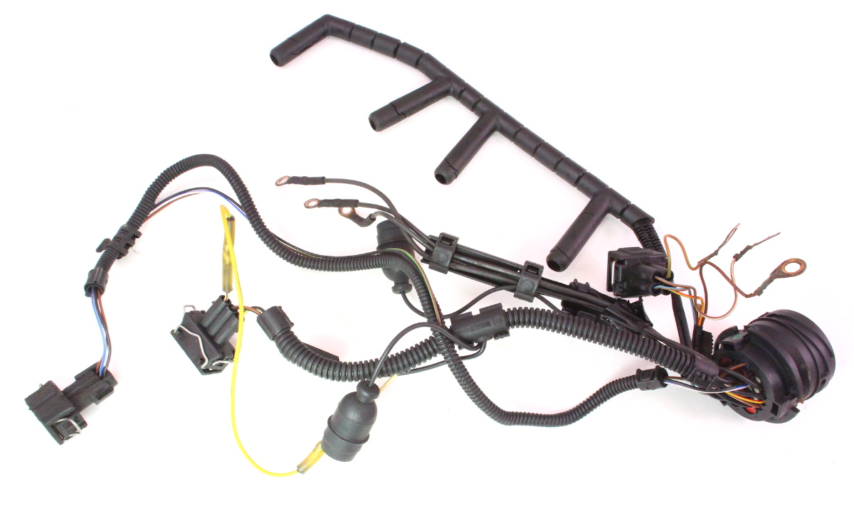 Engine Wiring Harness 97-99 VW Jetta Golf MK3 1.9 TDI AHU Diesel - Genuine  ...