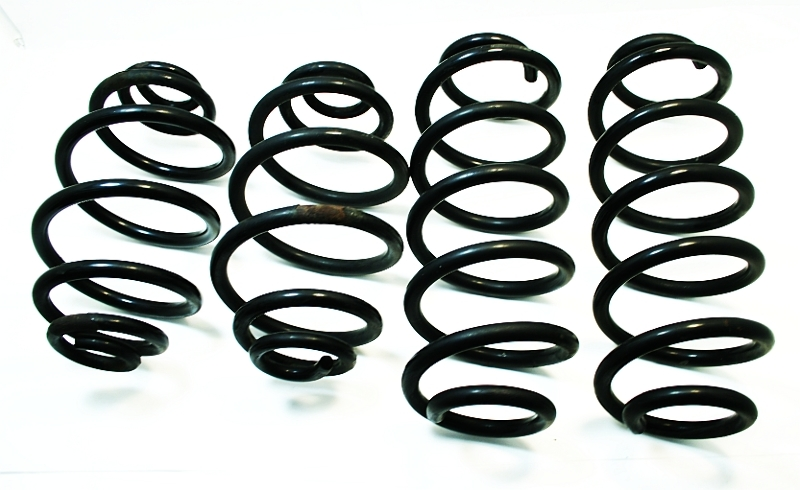 Coil Spring Supsension Set FWD VW Passat 98-05 B5 B5.5 - Genuine
