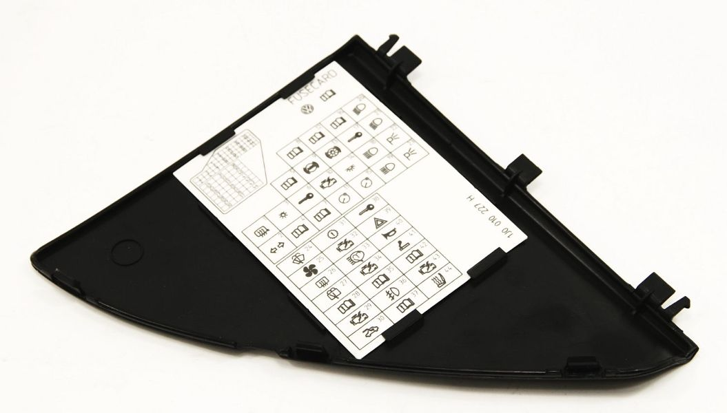 cp003885 dash fuse panel door diagram trim vw jetta golf gti 99 05 mk4 1j1 858 223 a 2 dash fuse panel door diagram trim vw jetta golf gti 99 05 mk4 mk4 gti fuse box diagram at crackthecode.co