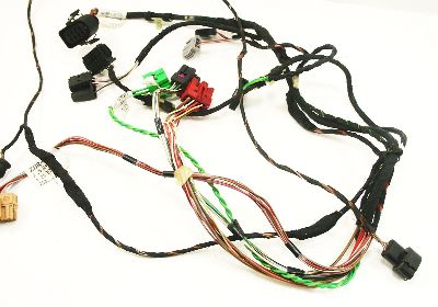 cp006348 front door wiring harness rh passenger 96 01 audi a4 s4 b5 genuine oe 3 rh front door wiring harness passenger 96 02 audi a4 s4 b5 B6 S4 at eliteediting.co