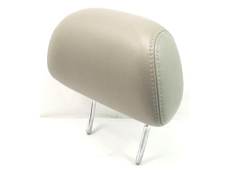 Front Head Rest Headrest Leather Tan RH LH VW 93-99 Jetta GLX Mk3 - Genuine