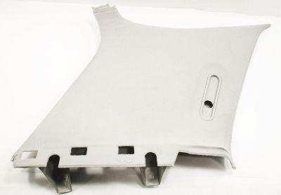 LH Rear C Pillar Interior Hatch Trim Panel 01-05 VW Golf GTI MK4 Gray - Genuine