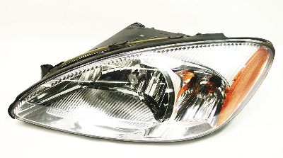 LH Driver Headlight Head Light Lamp 00-07 Ford Taurus Genuine - 44ZH-1384-B