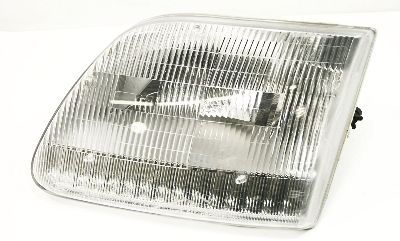 LH Headlight Head Light 97-02 Ford F-150 F-250 Expedition Driver - 44ZH-1078-A